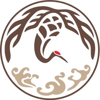 云鹤盐业 商标 图案