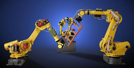 2017年中国工业机器人企业排行榜