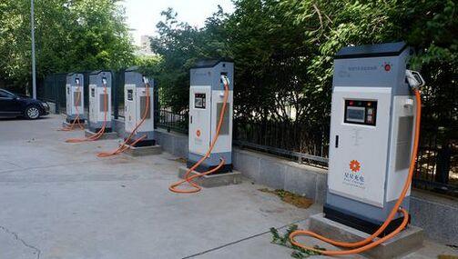 围绕电动车的电桩及充电服务相关的创业公司