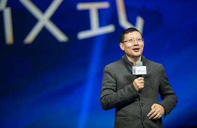 在CDF論壇上,沈南鵬講了三個定西人的追夢故事