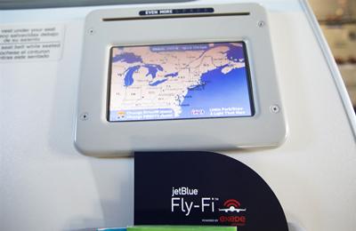 提供航空WiFi相关服务提供商