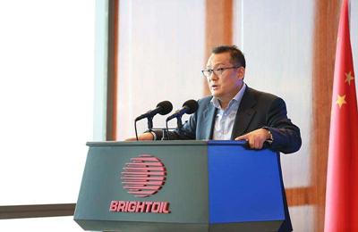 因被香港高院裁定破产 薛光林离任光汇石油一切职务