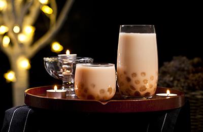 中国连锁奶茶店品牌