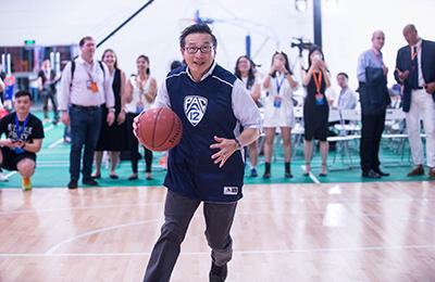 告隐江湖,蔡崇信买下一支NBA球队